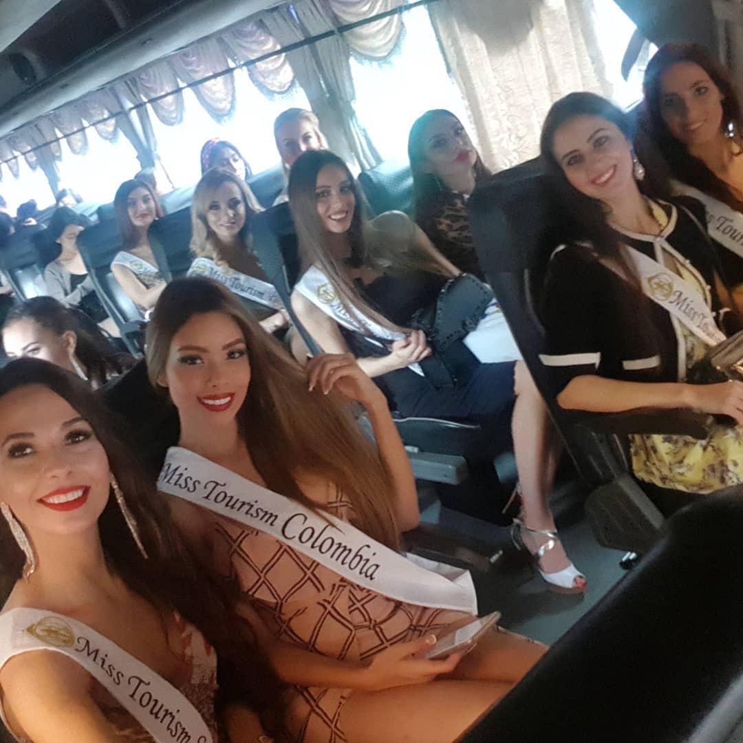 andrea katherine gutierrez puentes, miss tourism 2017/2018. - Página 5 26395010