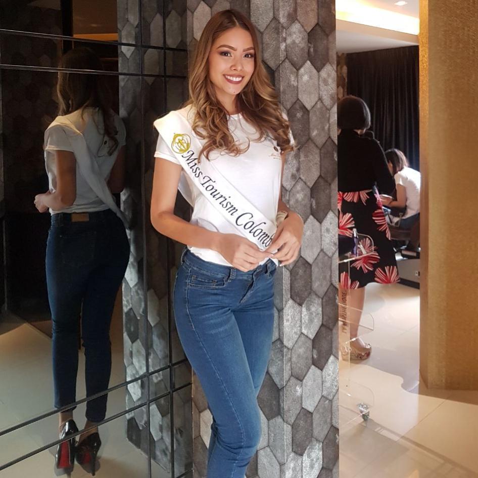 andrea katherine gutierrez puentes, miss tourism 2017/2018. - Página 8 26864411