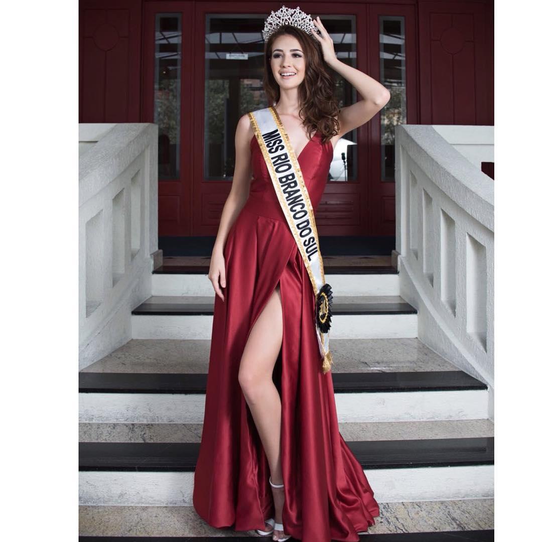 deise caroline ribas, miss parana mundo 2019/miss parana universo 2018/top 2 de miss teen international 2017. - Página 2 26865914