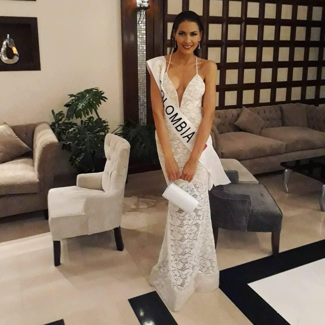 lizeth mendieta villanueva, 4th runner-up de miss intercontinental 2017. - Página 4 26866410