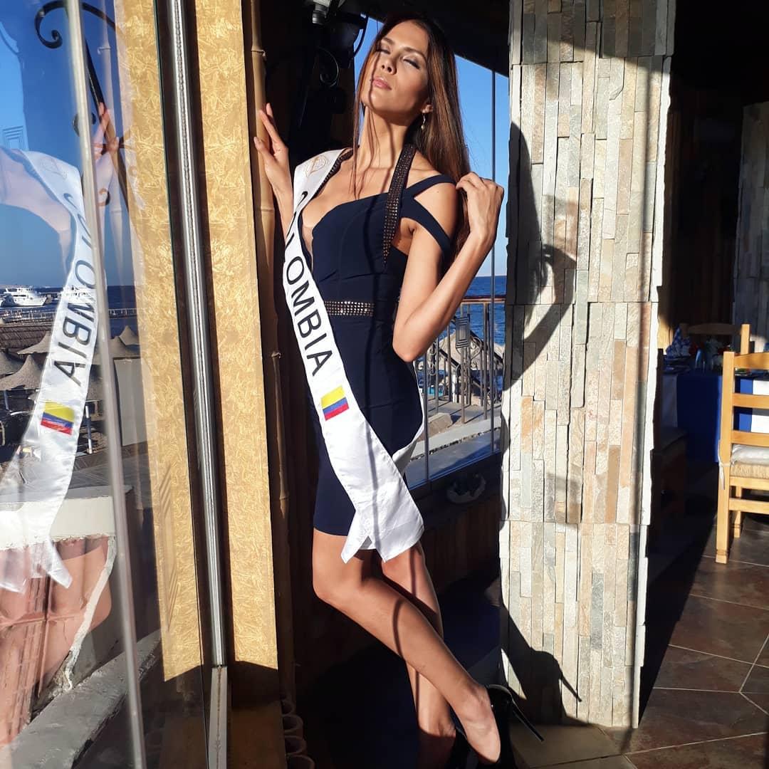 lizeth mendieta villanueva, 4th runner-up de miss intercontinental 2017. - Página 9 26867111