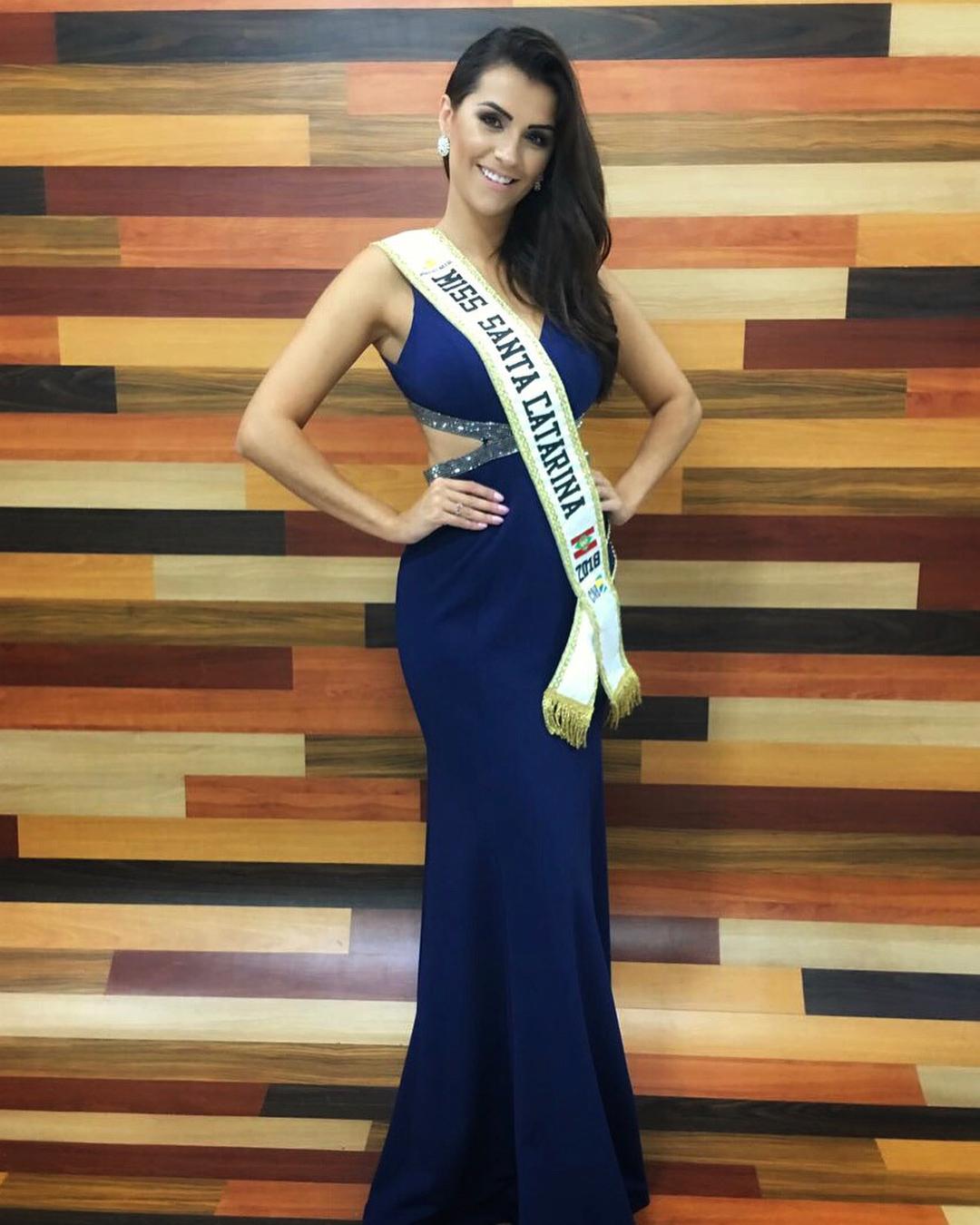 thylara brenner, miss brasil continentes unidos 2019. 27574011