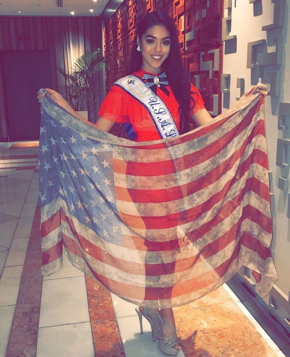 kristian de leon, miss teen mundial usa 2019/top 16 de teen universe 2018. 27578910