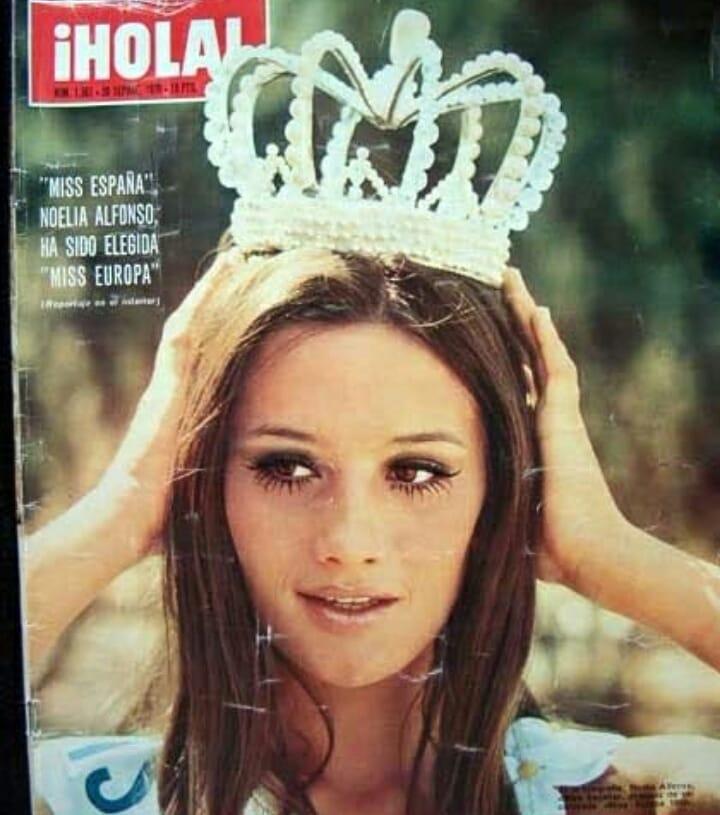 noelia alfonso, miss europa 1970. 27580511