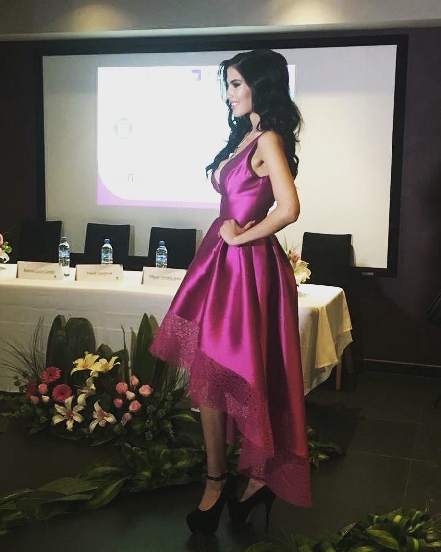 karely sandoval, 5th runner-up de mexicana universal 2018. (miss zacatecas universal). 27880610