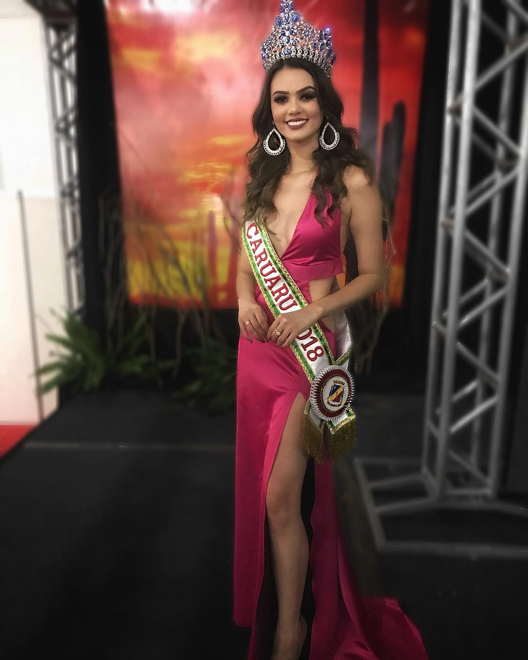 eslovenia marques, top 9 de miss grand brasil 2019. 27894111