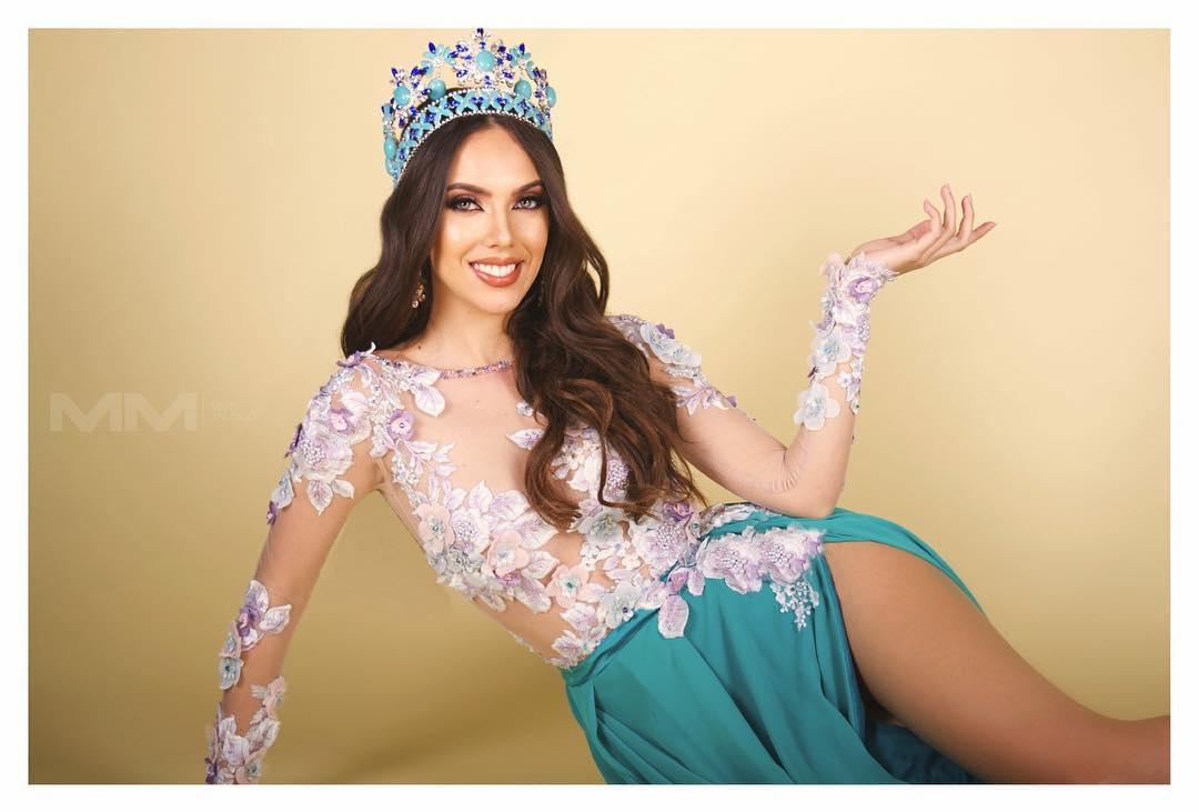 lezly diaz, top 10 de miss grand international 2018. 28153210