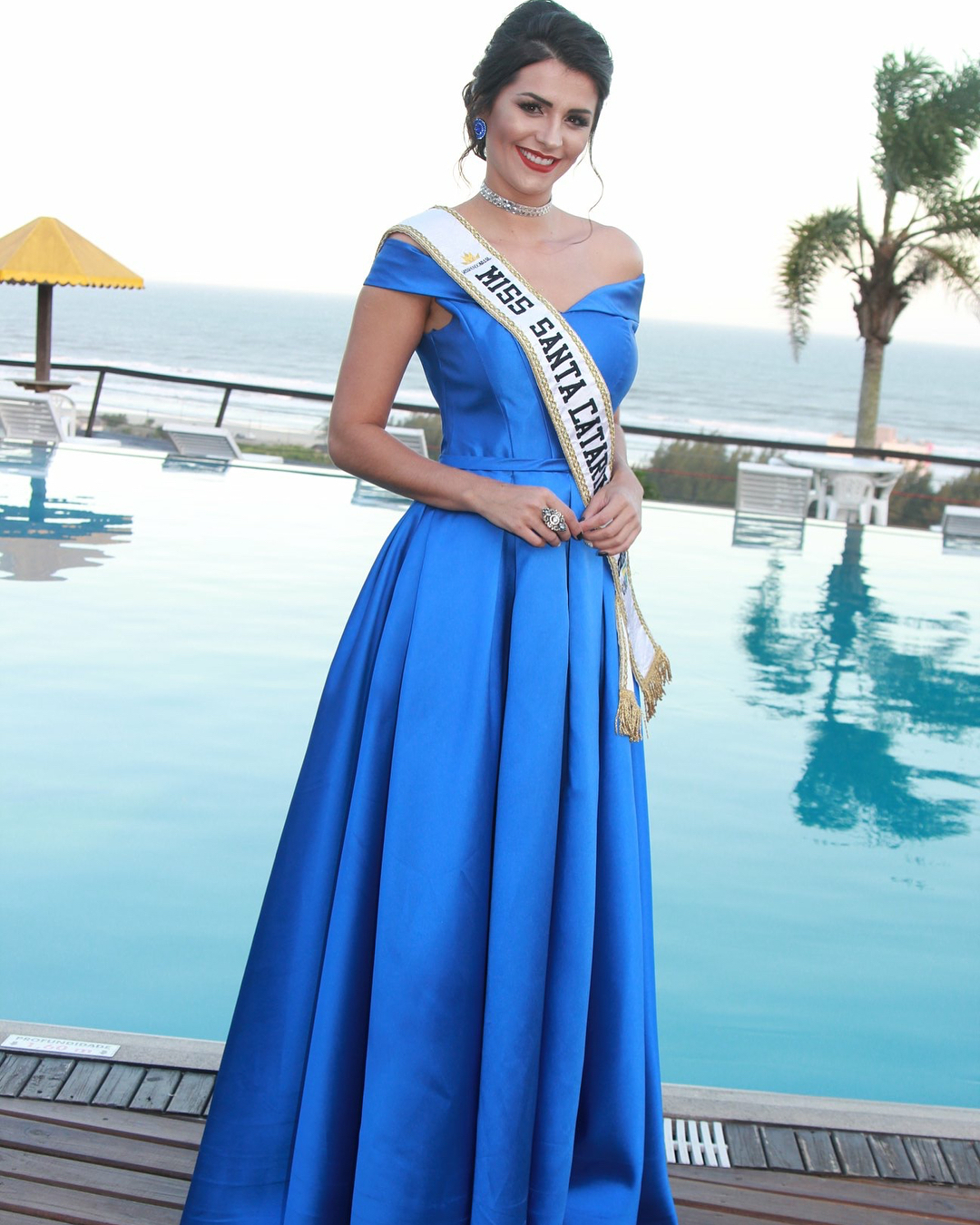 thylara brenner, miss brasil continentes unidos 2019. 28754110