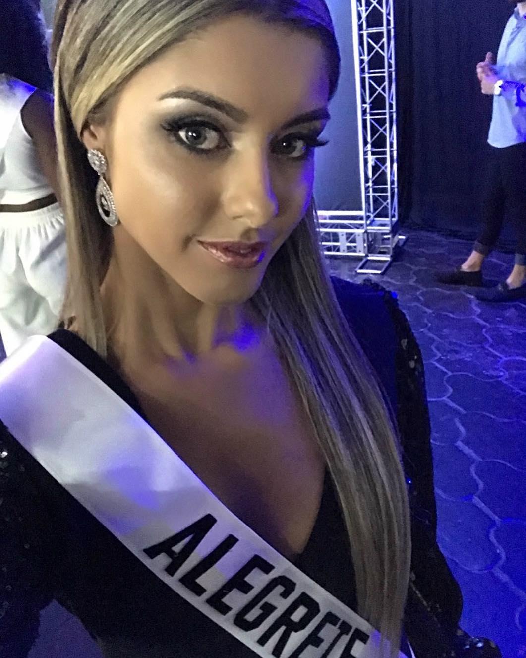 flavia tolfo, miss alegrete universo 2018. 29090511