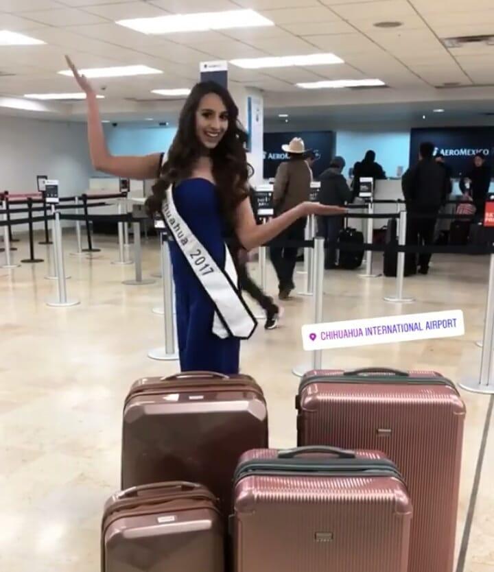 candidatas a mexicana universal 2018. final: 3 june. - Página 3 29094310