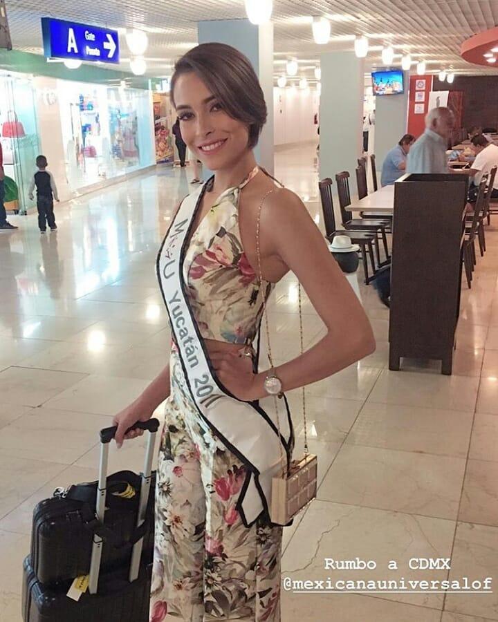 candidatas a mexicana universal 2018. final: 3 june. - Página 3 29716610