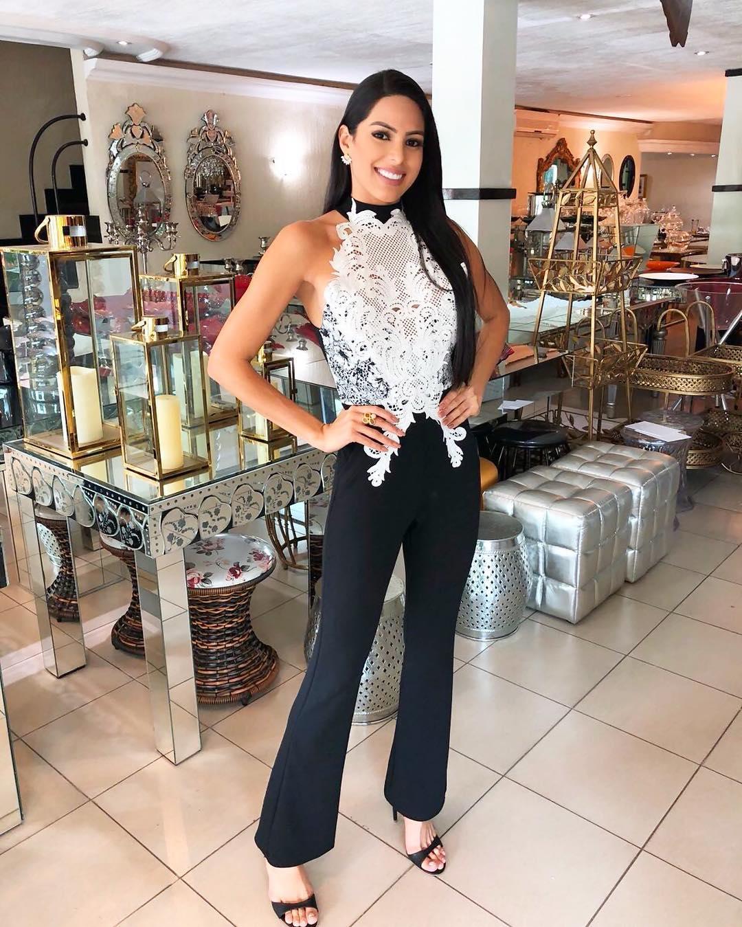 mayra dias, top 20 de miss universe 2018/primeira finalista de rainha hispanoamericana 2016. - Página 4 29738510