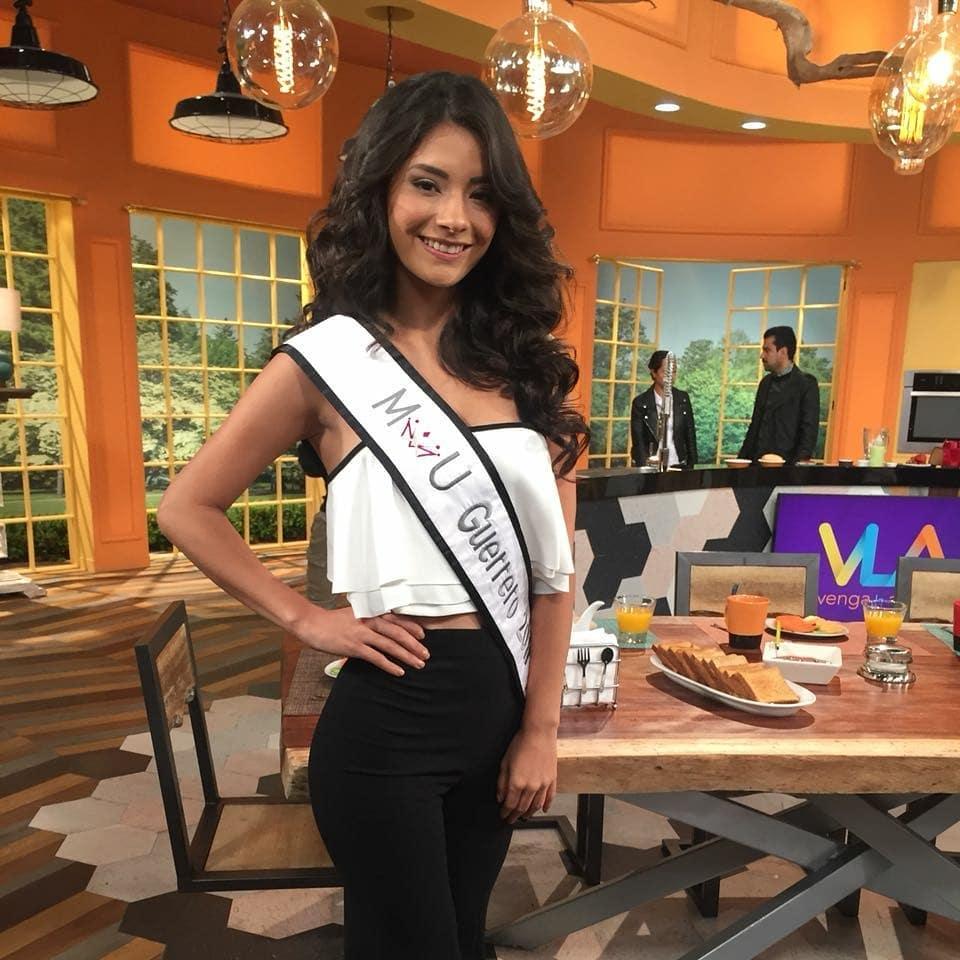 lupita valero, 3rd runner-up de mexicana universal 2018. (miss guerrero universal). - Página 2 30077711