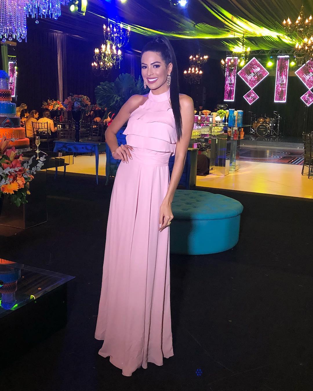 mayra dias, top 20 de miss universe 2018/primeira finalista de rainha hispanoamericana 2016. - Página 5 30078910