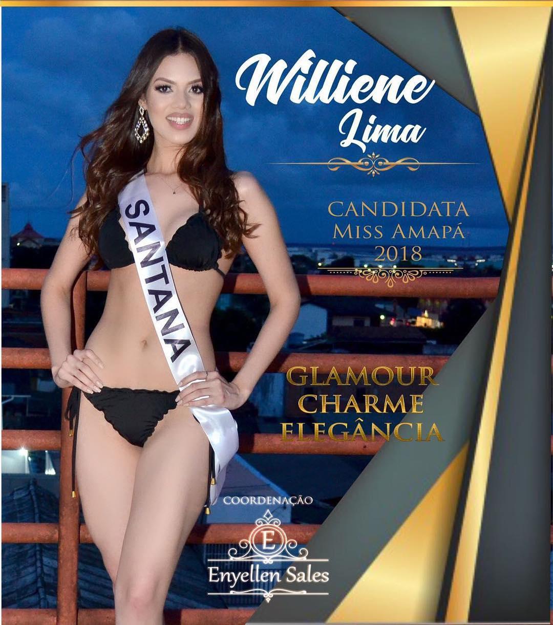 williene lima, miss amapa universo 2018. - Página 2 30087510