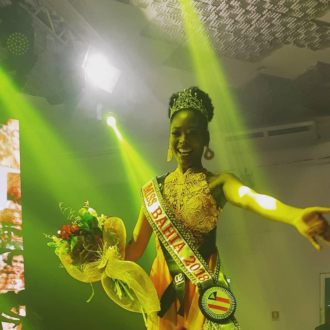 maria isabel santos, miss bahia 2018. 30087512