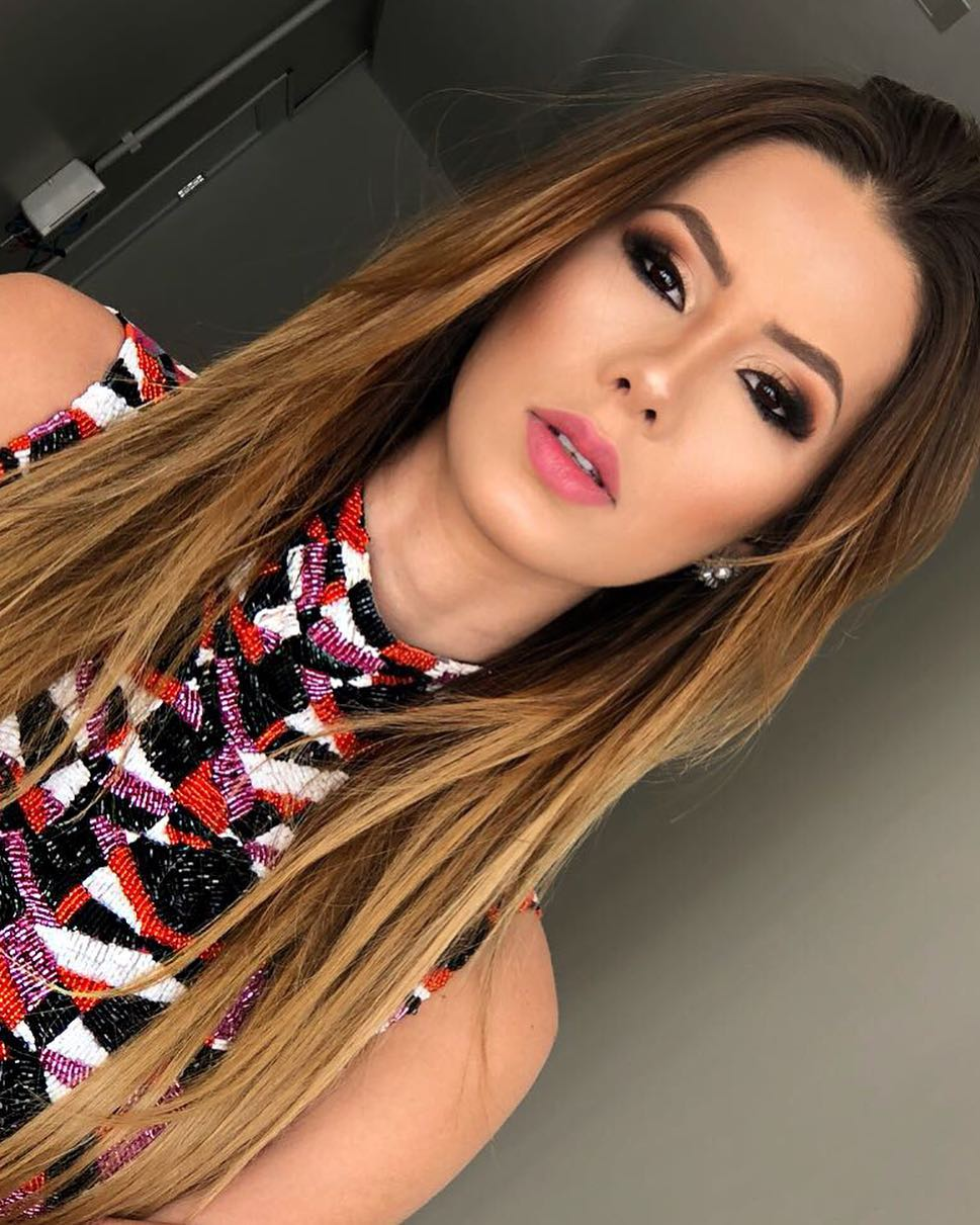candidatas a miss brasil mundo 2018. final: 11 agosto. - Página 2 30601812