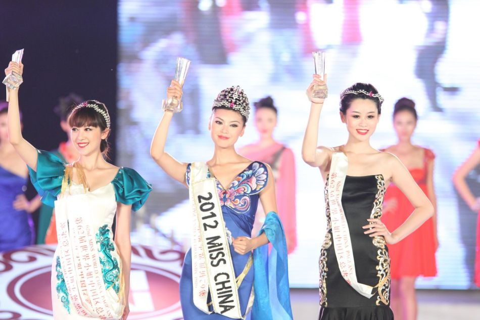 wenxia yu, miss world 2012.  - Página 11 30829_12
