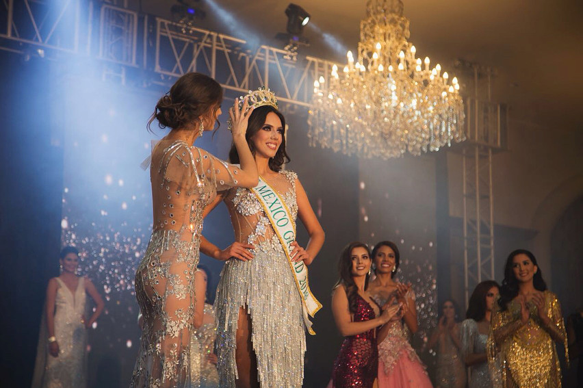 lezly diaz, top 10 de miss grand international 2018. - Página 2 30890610