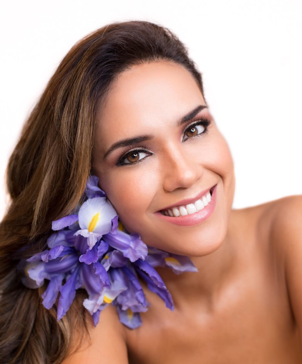 estefani mauricci, segunda finalista de miss panamerican international 2018. 32121710