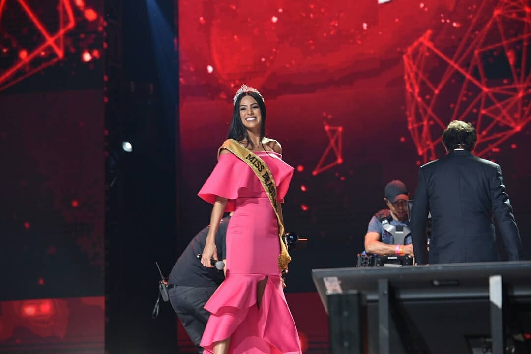 mayra dias, top 20 de miss universe 2018/primeira finalista de rainha hispanoamericana 2016. - Página 6 32601310