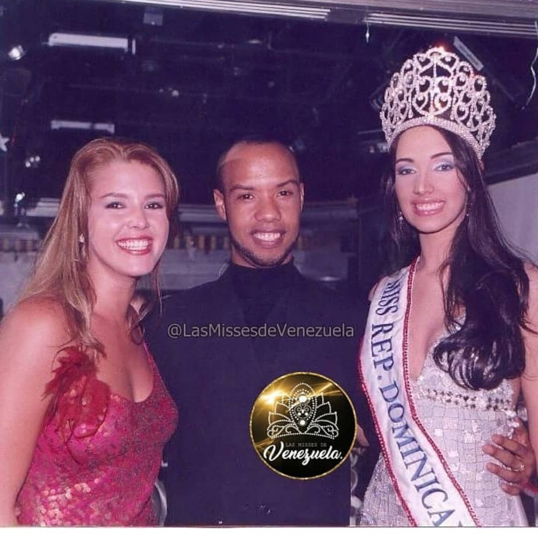 ════ ∘◦❁◦∘ ════ Amelia Vega, Miss Universe 2003. ════ ∘◦❁◦∘ ════ - Página 10 32732910