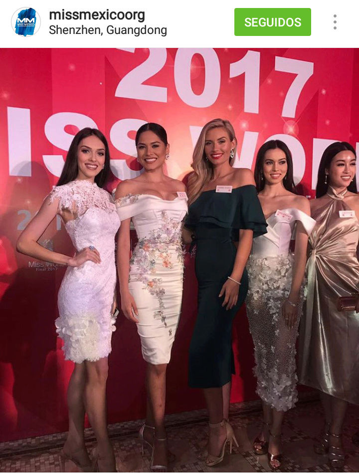 clarissa bowers, top 40 de miss world 2017. - Página 4 3308e110