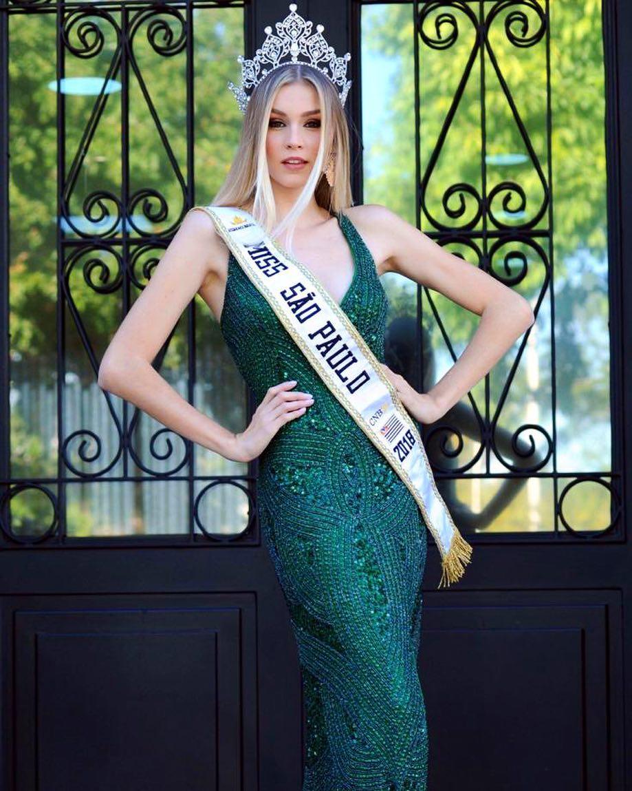 sthefany schunck, miss sao paulo mundo 2018. 34032910