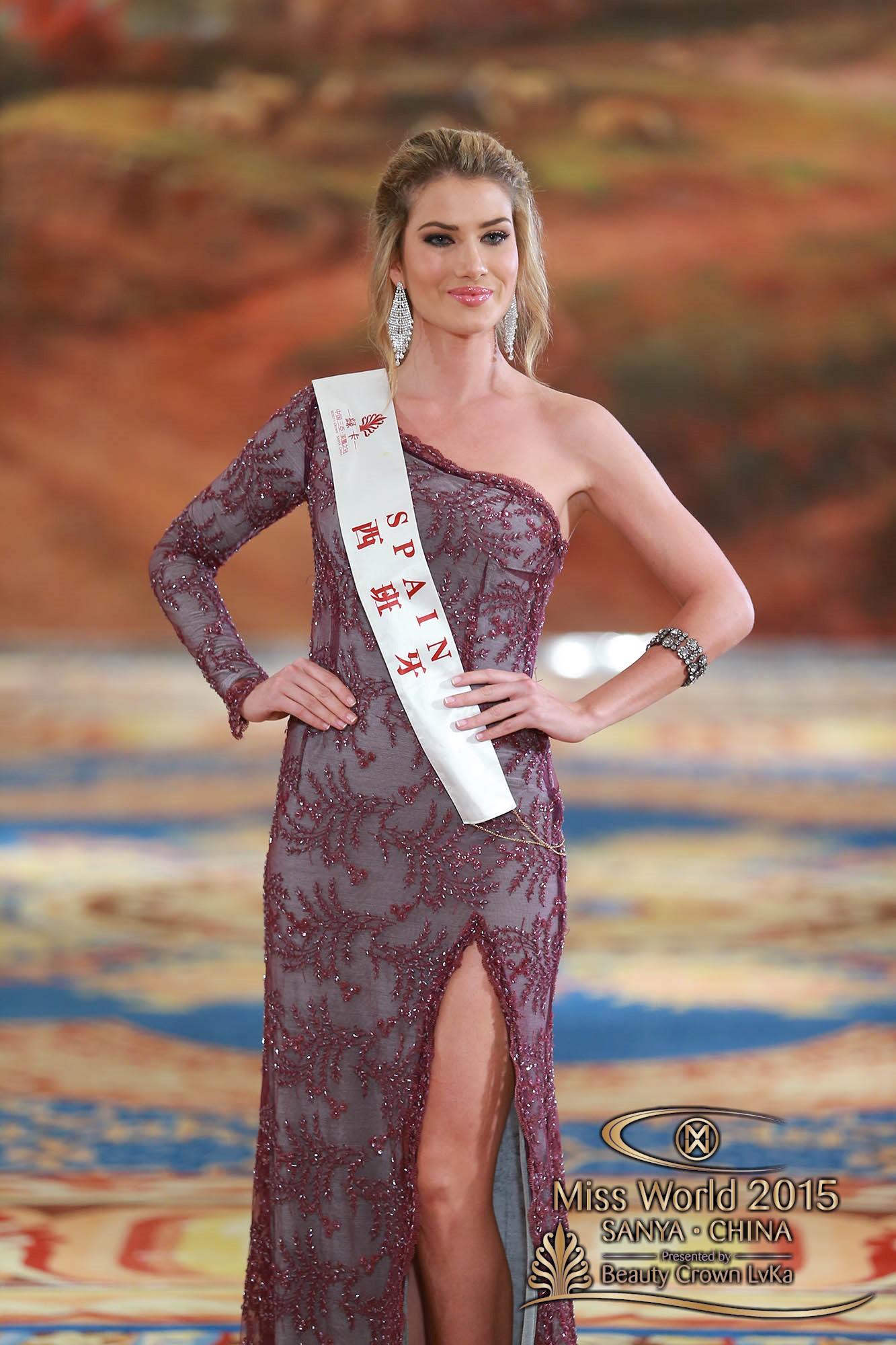 mireia lalaguna, miss world 2015. - Página 2 340e5610