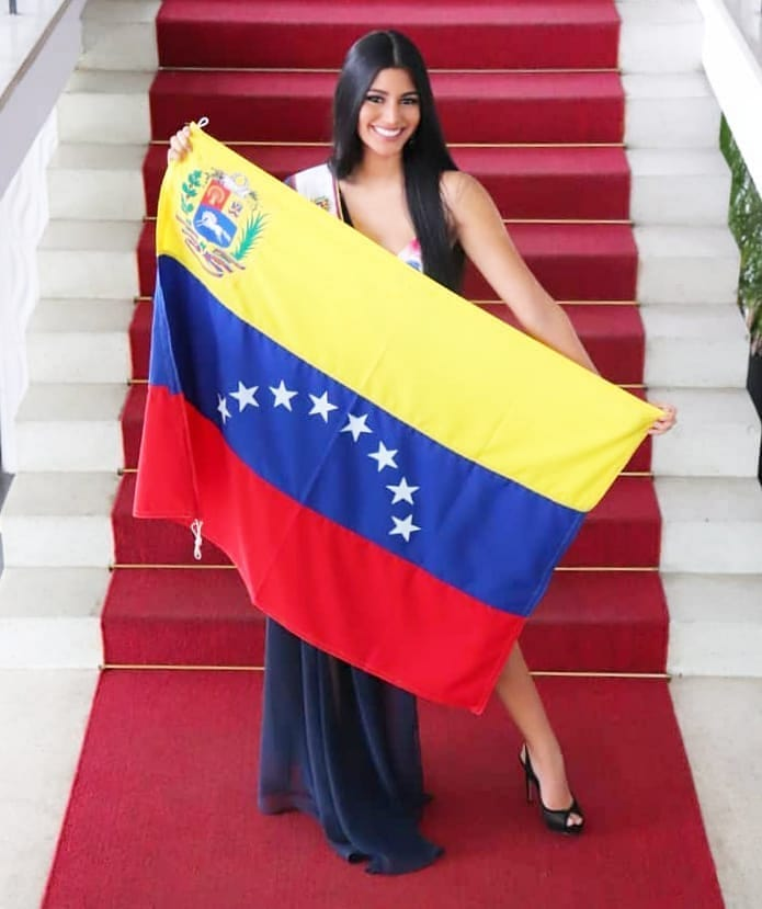 sthefany gutierrez, top 3 de miss universe 2018. - Página 4 46538710