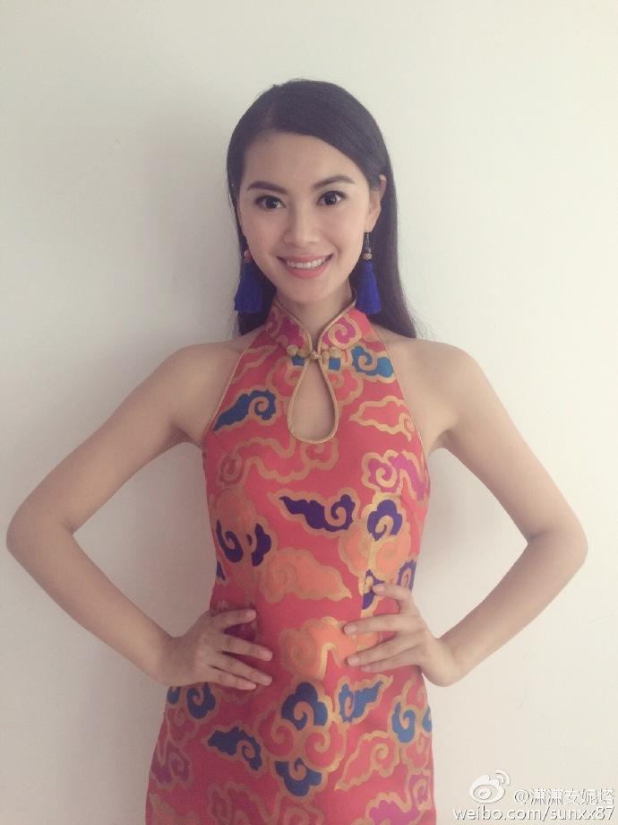 wenxia yu, miss world 2012.  - Página 4 4eda9c10