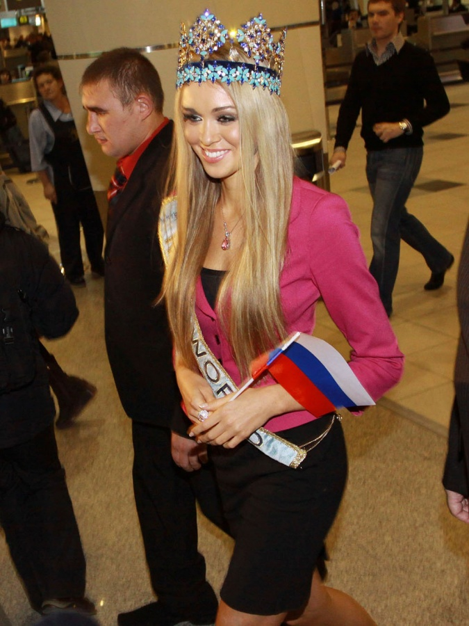 ksenia sukhinova, miss world 2008. - Página 3 59083828