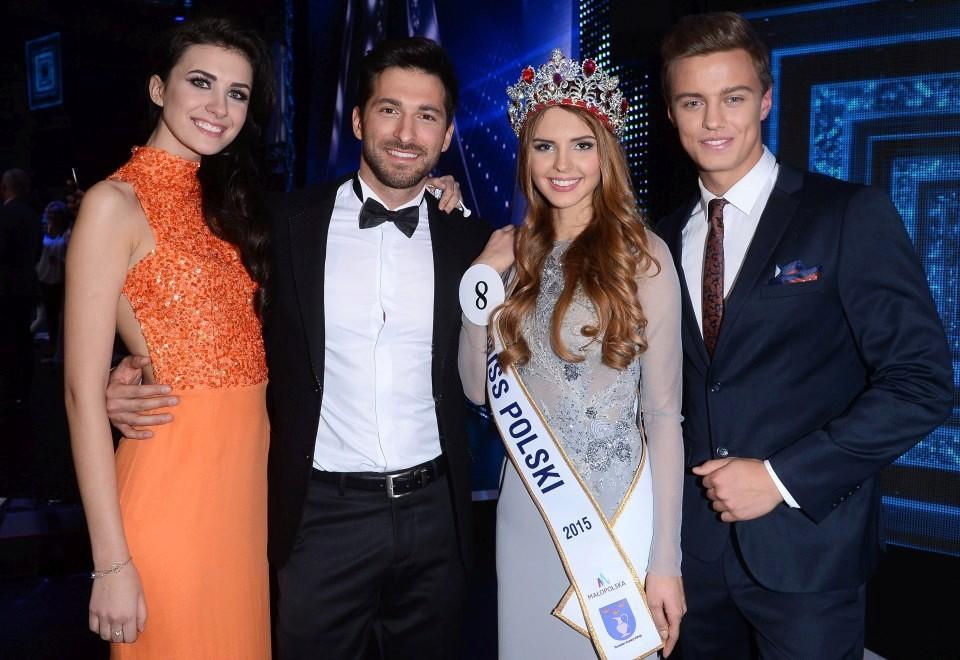 magdalena bienkowska, 2nd runner-up de miss supranational 2018/top 40 de miss world 2017/top 15 de miss international 2016. - Página 2 5fbdb310