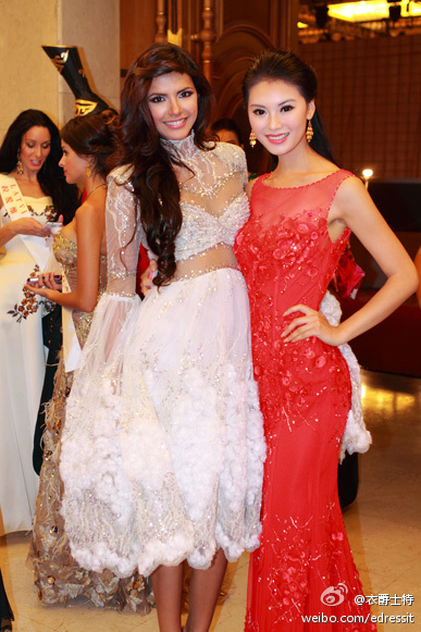 wenxia yu, miss world 2012.  - Página 13 633aa211