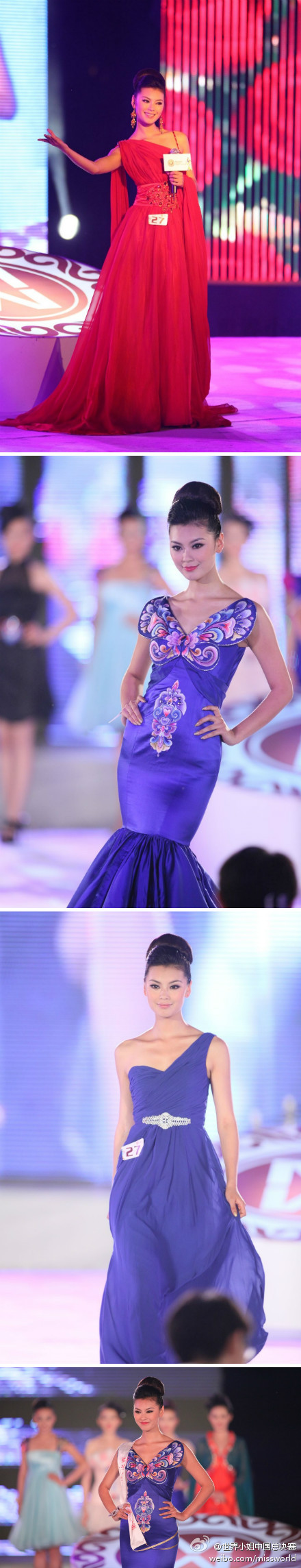 wenxia yu, miss world 2012.  - Página 11 66632212