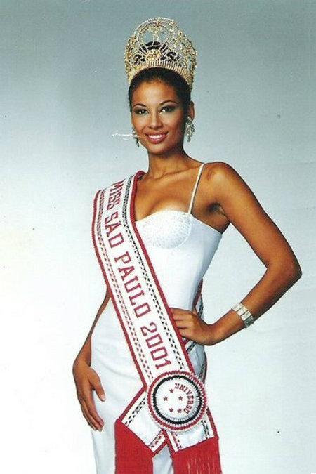 joyce aguiar, miss mundo brasil 2001. 6684dc10