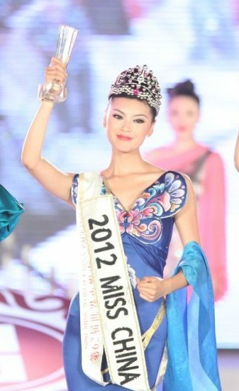 wenxia yu, miss world 2012.  - Página 11 67645f13