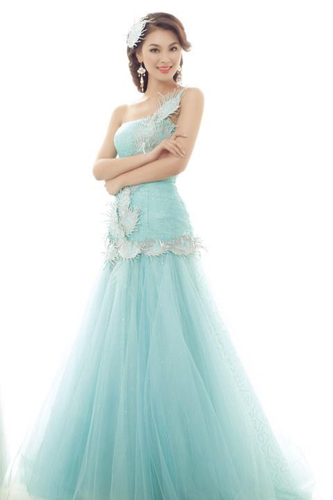 wenxia yu, miss world 2012.  - Página 12 67645f14