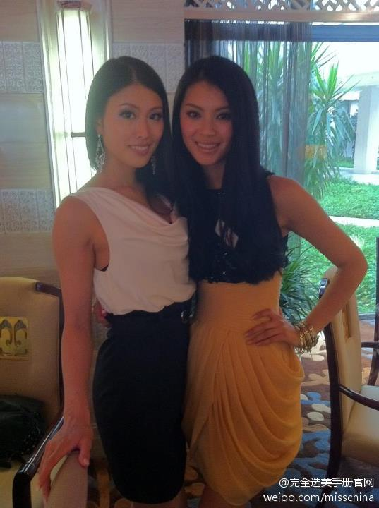 wenxia yu, miss world 2012.  - Página 12 67645f15
