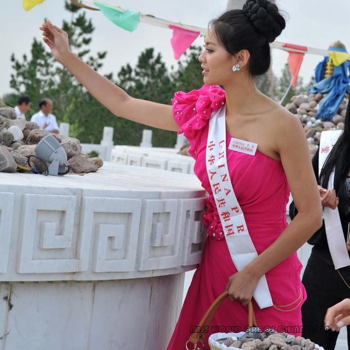 wenxia yu, miss world 2012.  - Página 14 67645f21