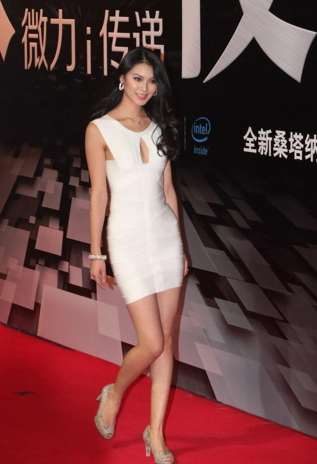 wenxia yu, miss world 2012.  72360a10
