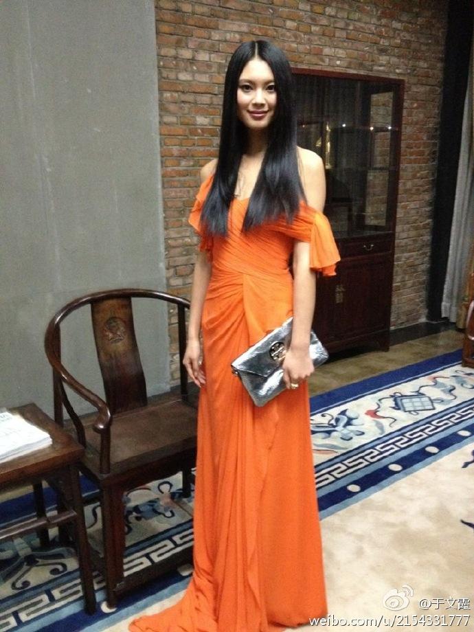 wenxia yu, miss world 2012.  - Página 4 80687e10