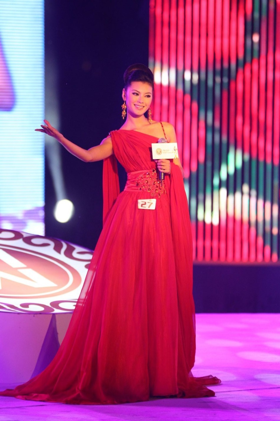 wenxia yu, miss world 2012.  - Página 12 806d2c11