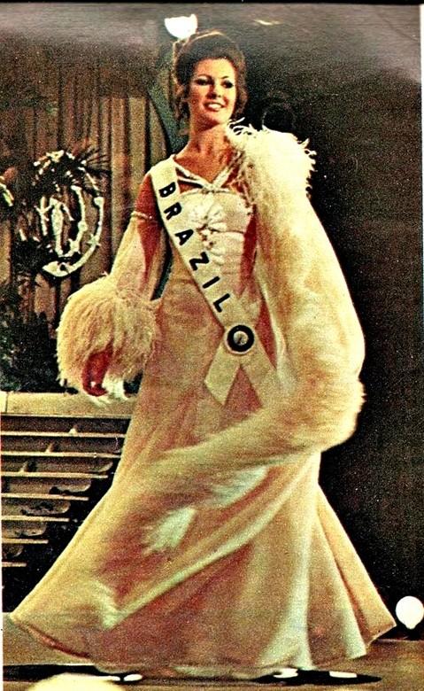 rejane goulart (rejane vieira), top 2 de miss universe 1972 (11/15/1954 - 12/26/2013). † 8510