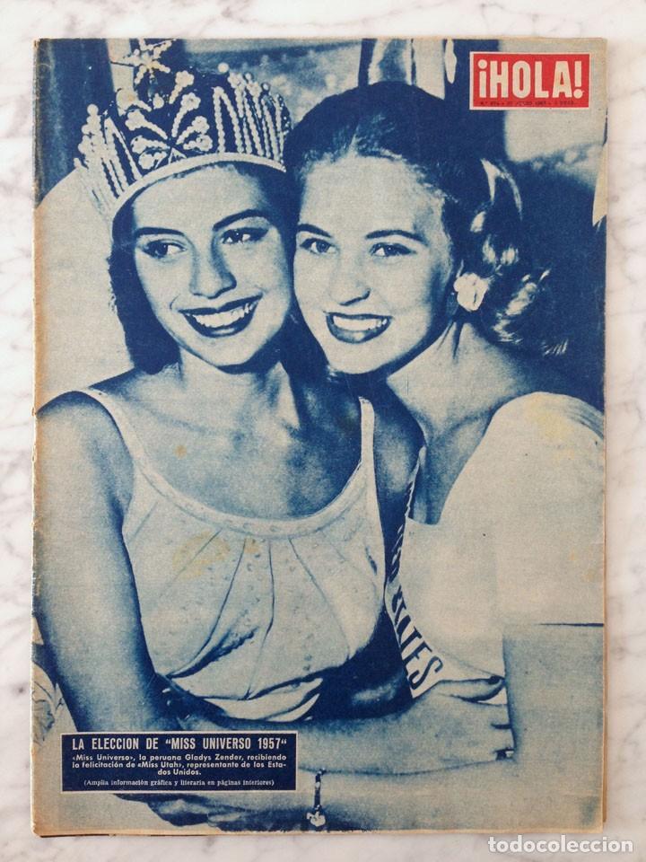 gladys zender, miss universe 1957. primera latina a vencer este concurso. - Página 2 86285010