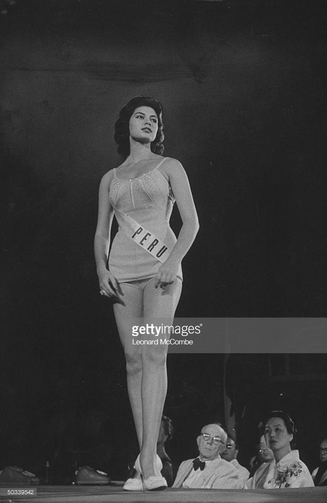 gladys zender, miss universe 1957. primera latina a vencer este concurso. - Página 3 8jhpzl10