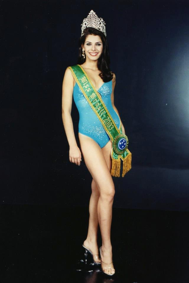 gislaine ferreira, miss brasil 2003. A2b83210