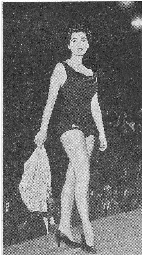 adalgisa colombo, top 2 de miss universe 1958. † Adalgi11