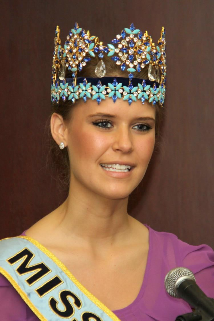 alexandria mills, miss world 2010. Alexan10