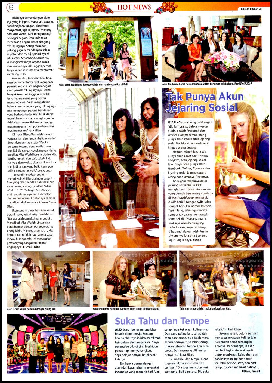 alexandria mills, miss world 2010. - Página 4 Alexan14